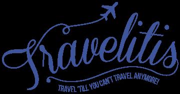 Travelitis LLC Logo